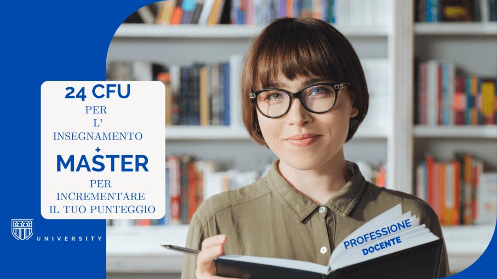 24 CFU e master